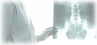 整形外科レントゲンイメージ